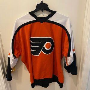 Retro CCM Philadelphia Flyers away jersey